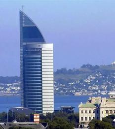ANTEL Torre de las Telecomunicaciones Montevideo
